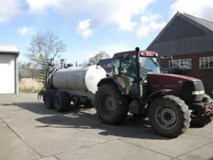 BSA tank voor van Valkengoed te Spanga