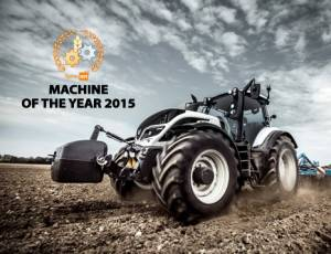 Valtra t4 machine of the year 2015