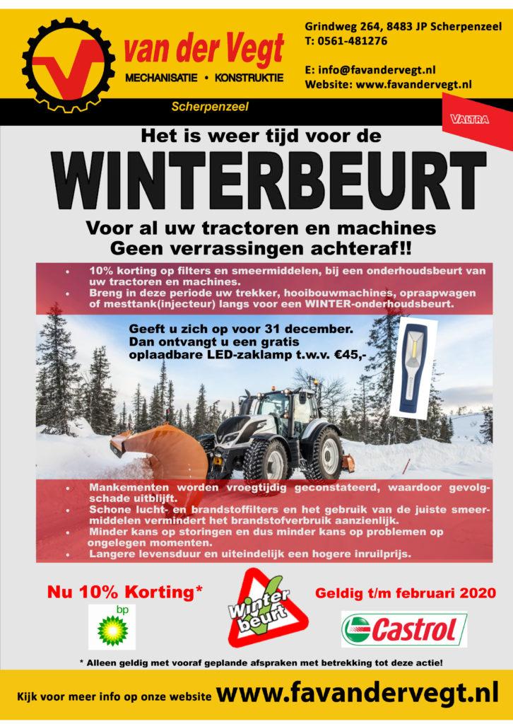 Winterbeurt 2019